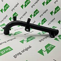 Трубка радиатора к насосу (саксофон) Ланос, NEXIA 1,5-1,6 ALL grog Корея