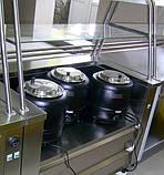 Мармит 1х блюд 1200х700х850 (1450), фото 4