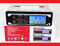 Автомагнитола Pioneer 3883BT ISO - Bluetooth, FM, USB, SD, AUX сенсорная магнитола, фото 1