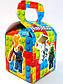 """""""Лего Ниндзяго: Белый"""" - Бонбоньерка 10/10/12 см., фото 2"""