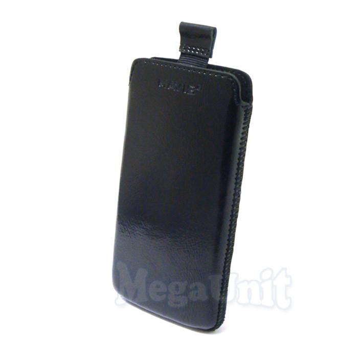 Кожаный чехол Mavis Premium для Nokia 202 Asha