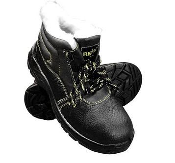 Ботинки рабочие зимние с металлическим носком BRYES-TO-SB