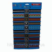 Польские детские ремни для брюк (P14) тм.TopGal  в широком ассортименте оптом со склада на 7км.