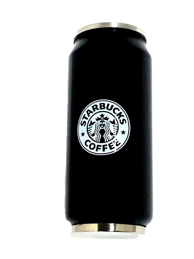 Термобанка Starbucks Logo Чорна (592297970)