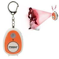 Портативная сигнализация с датчиком движения Doberman Security SE-0702 Оранжевый