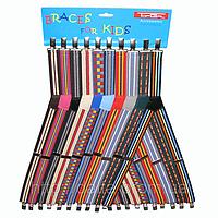 Детские подтяжки для брюк тм.TopGal D015 оптом недорого со склада в Одессе.