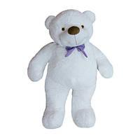 Мягкая игрушка Золушка Медведь Бо 137 см Белый