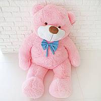 Мягкая игрушка Золушка Медведь Бо 137 см Розовый