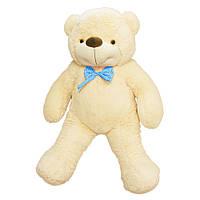 Мягкая игрушка Золушка Медведь Бо 137 см Молочный