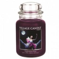 Свічка Village Candle Солодка Слива 740г (час горіння до 170 годин)