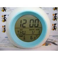 Светодиодные часы-будильник MD-15865