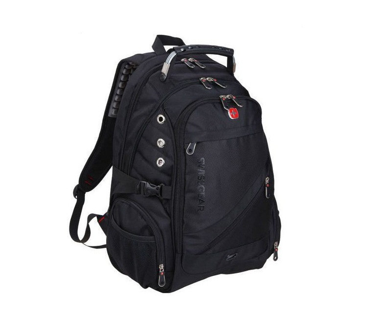 Рюкзак SWISS BAG 8810 Чорний (695885105)
