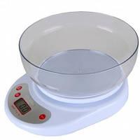 Весы кухонные электронные чашей Rainberg RB-02