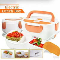 Термо Ланч бокс The Electric Lunch Box (YS-001) Оранжевый
