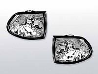 Повороты BMW E38
