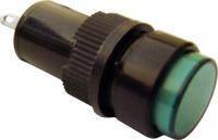 Сигнальная арматура NXD-212  зеленая 24V AC/DC
