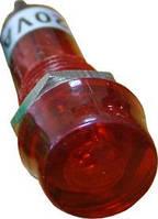 PL1-101 220В Сигнальная арматура красная