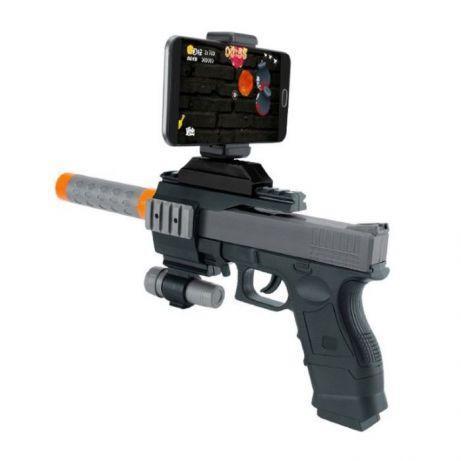 AR Game Gun оружие дополненной реальности виртуальный пистолет Черный (622415145)