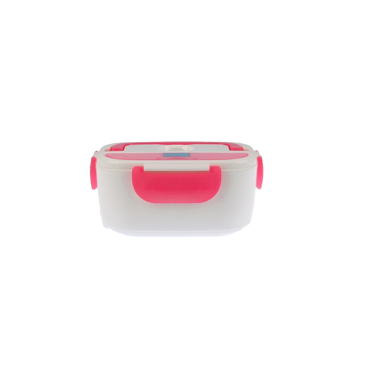 Контейнер для еды с подогревом the Electric Lunch Box 1.05 л Розовый