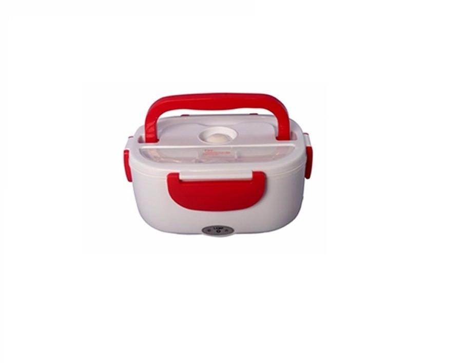 Контейнер для еды с подогревом the Electric Lunch Box 1.05 л Красный