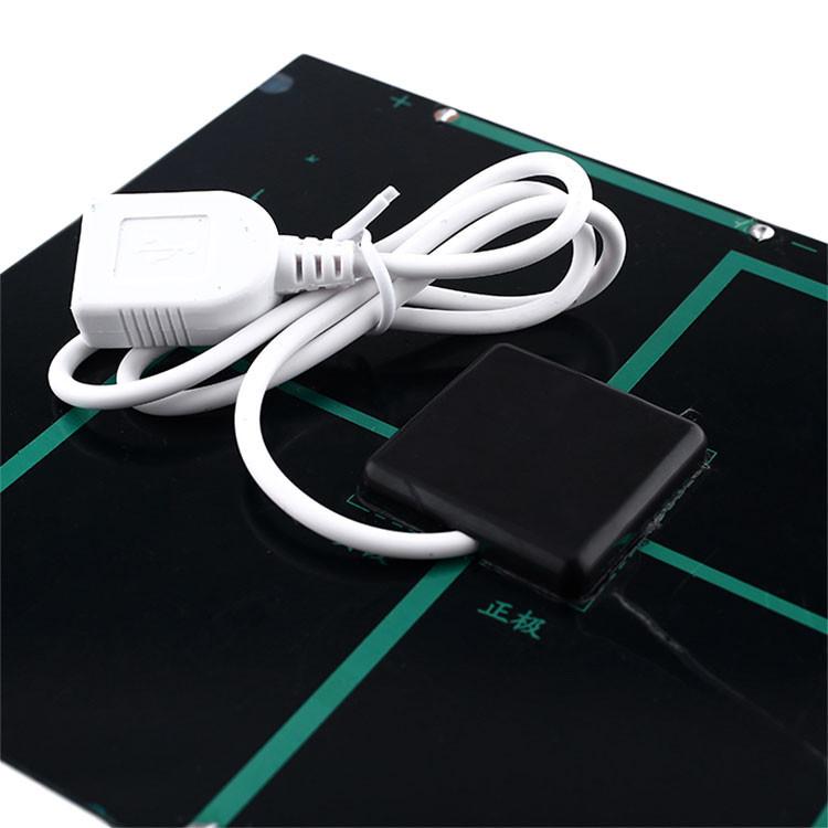 Солнечная панель зарядное USB 5V 0.5A (442692362)