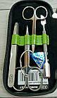 Маникюрный набор KDS 04-7105 7 предметов, фото 3