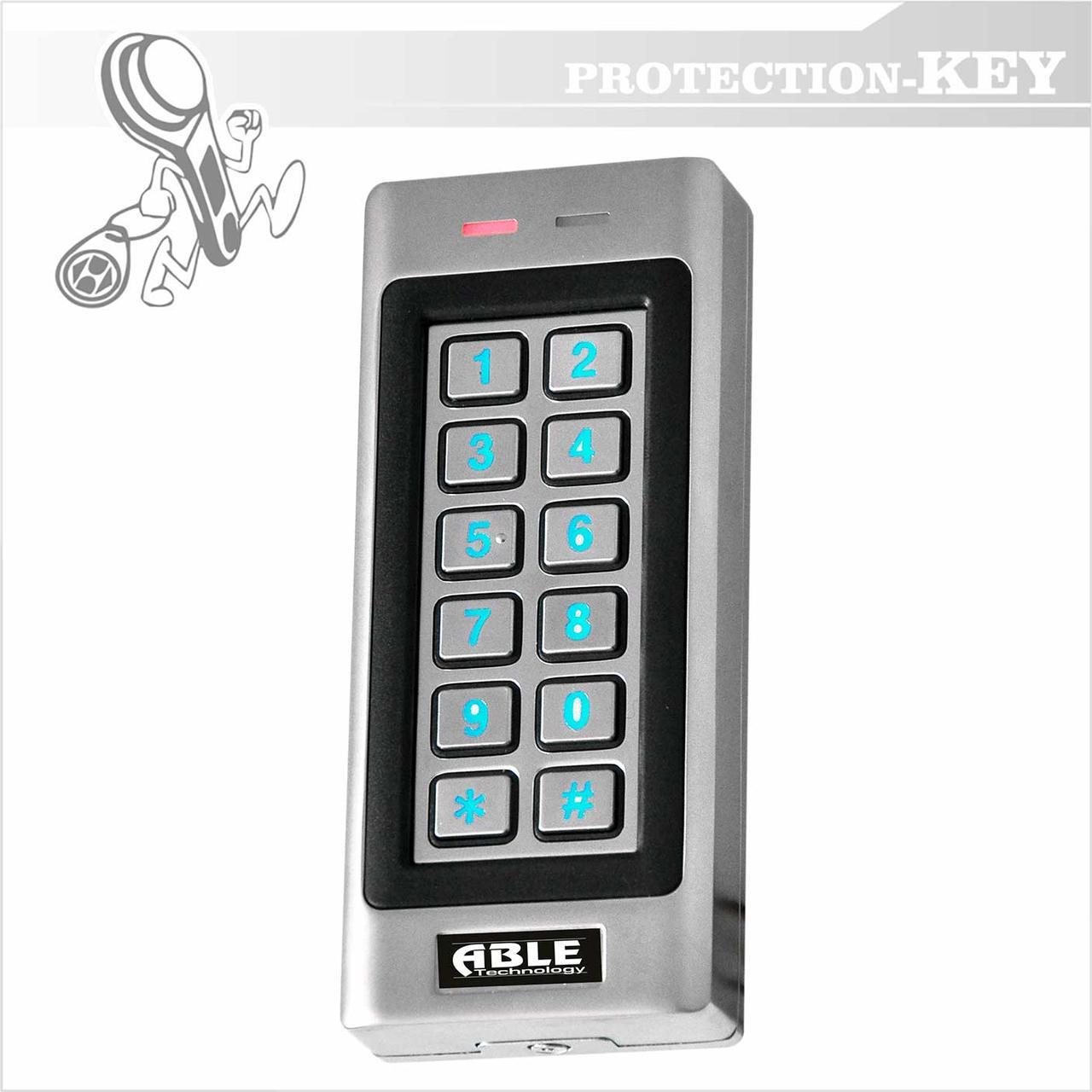 Кодовая клавиатура PK-RCK2-MW 13.56 МHz