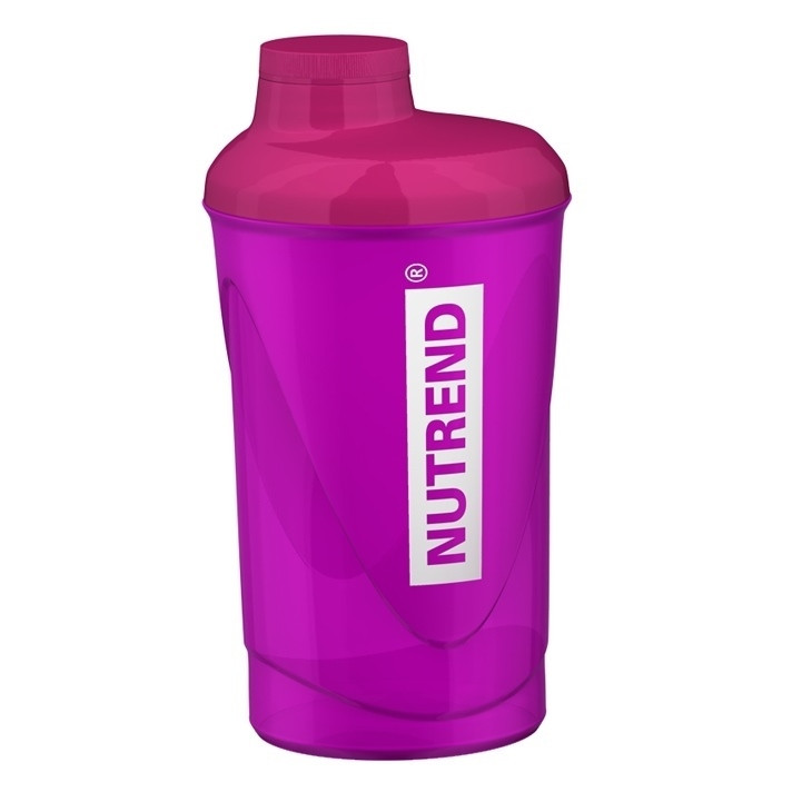 Nutrend Shaker фиолетовый 600 ml