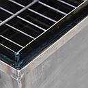 Коптильня горячего копчения 2 мм 460 х 300 х 280 мм (РК-242547), фото 4