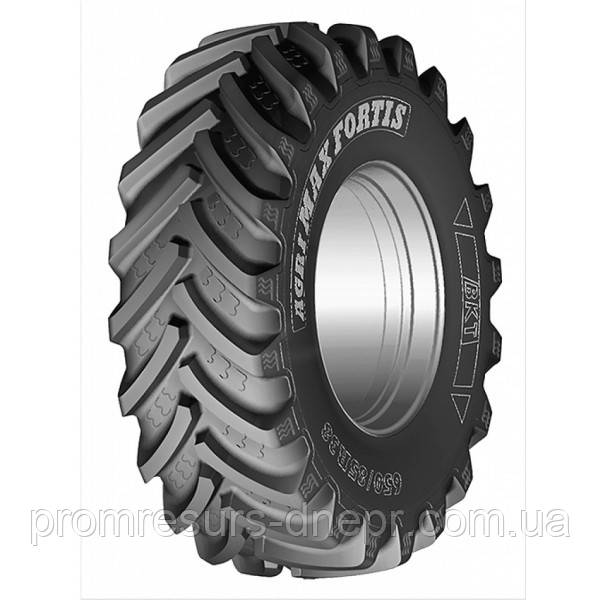 Шина пневматическая тракторная 600/70 R34 163A8 BKT AGRIMAX FORTIS TL
