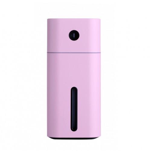 Ультразвуковий міні зволожувач повітря small D humidifier Рожевий (795871787-1)