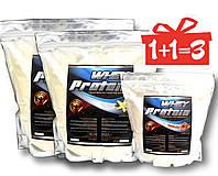 Протеин сывороточный 4кг+1кг подарок