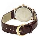 Кварцові годинники Swidu SWI-018 механічні для чоловіків Коричневий (3088-8774), фото 3