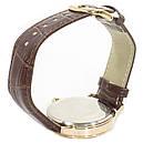 Кварцові годинники Swidu SWI-018 механічні для чоловіків Коричневий (3088-8774), фото 4