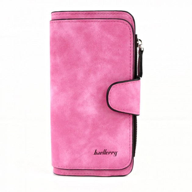 Жіноче портмоне Baellery Forever Рожевий (P156699Pink)