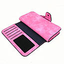 Женское портмоне Baellery Forever Розовый (P156699Pink), фото 3