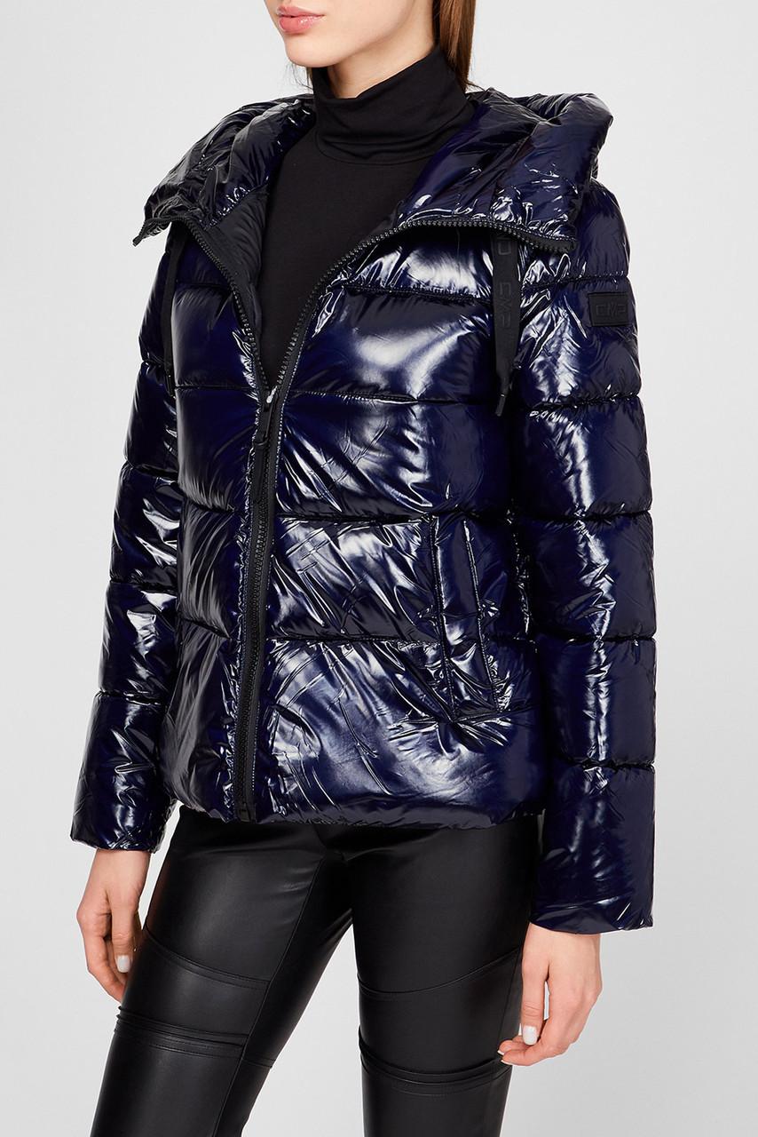 Женская куртка пуховик CMP Fix Hood 30K3536-N950