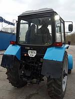 Мощные LED фары на трактор, грузовик, спецтехнику. Светодиодные лэд фары 16 диодов.