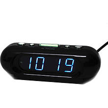 Настольный электронный часы VST-716 Черный (200659)