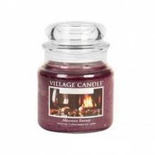 Свеча Village Candle Убежище В Горах 455г (время горения до 105 часов)