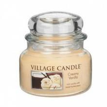 Свеча Village Candle Сливки С Ванилью 315г (время горения до 55 часов)