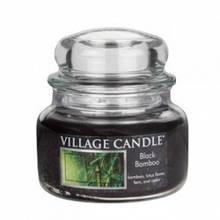 Свеча Village Candle Черный Бамбук 315г (время горения до 55 часов)