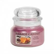 Свеча Village Candle Медовый Пачули 315г (время горения до 55 часов)
