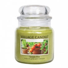 Свеча Village Candle Томатная Лоза 455г (время горения до 105 часов)