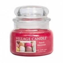 Свеча Village Candle Французский Макарон 315г (время горения до 55 часов)