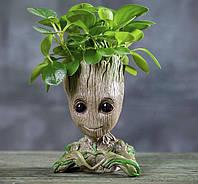 Цветочный горшок - милый малыш Грут из Стражей Галактики от Marvel №1