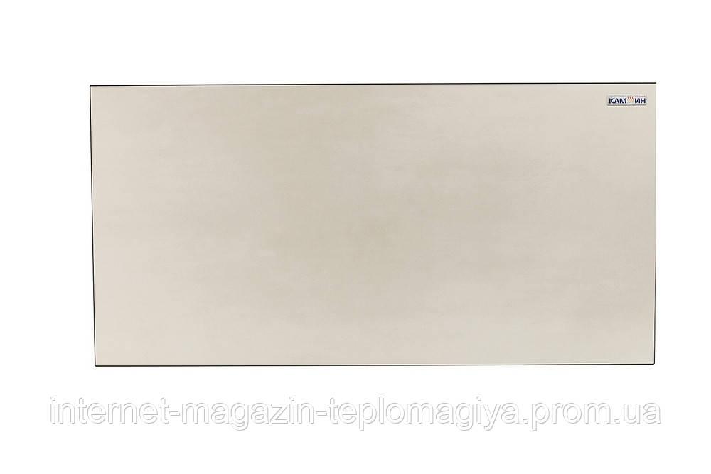 Керамическая панель Камин бежевая 950 Вт
