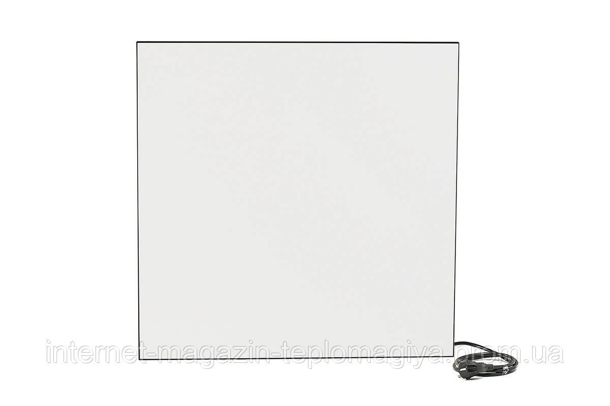 Керамическая панель Камин белая 475 Вт