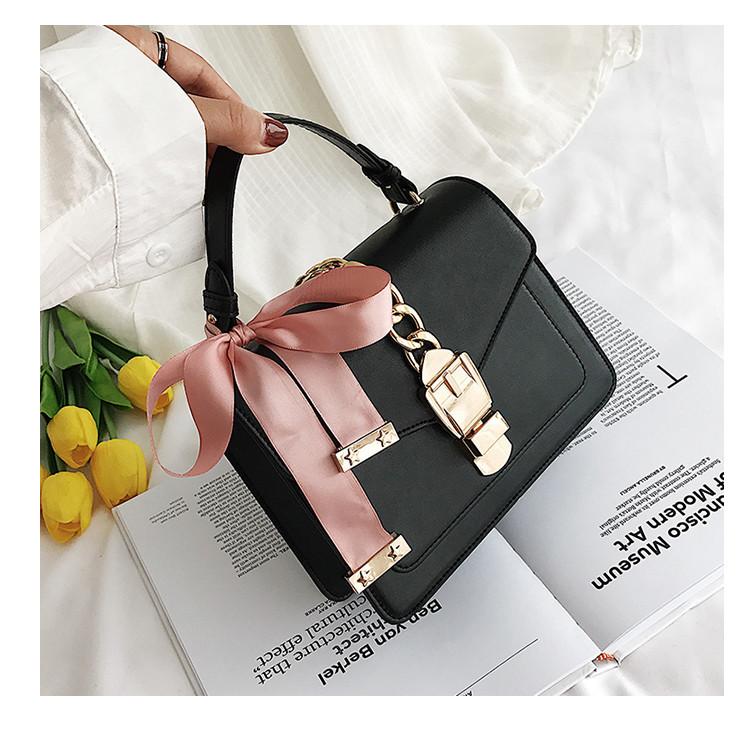 Жіноча сумка UA-2 Чорна