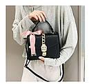 Жіноча сумка UA-2 Чорна, фото 3